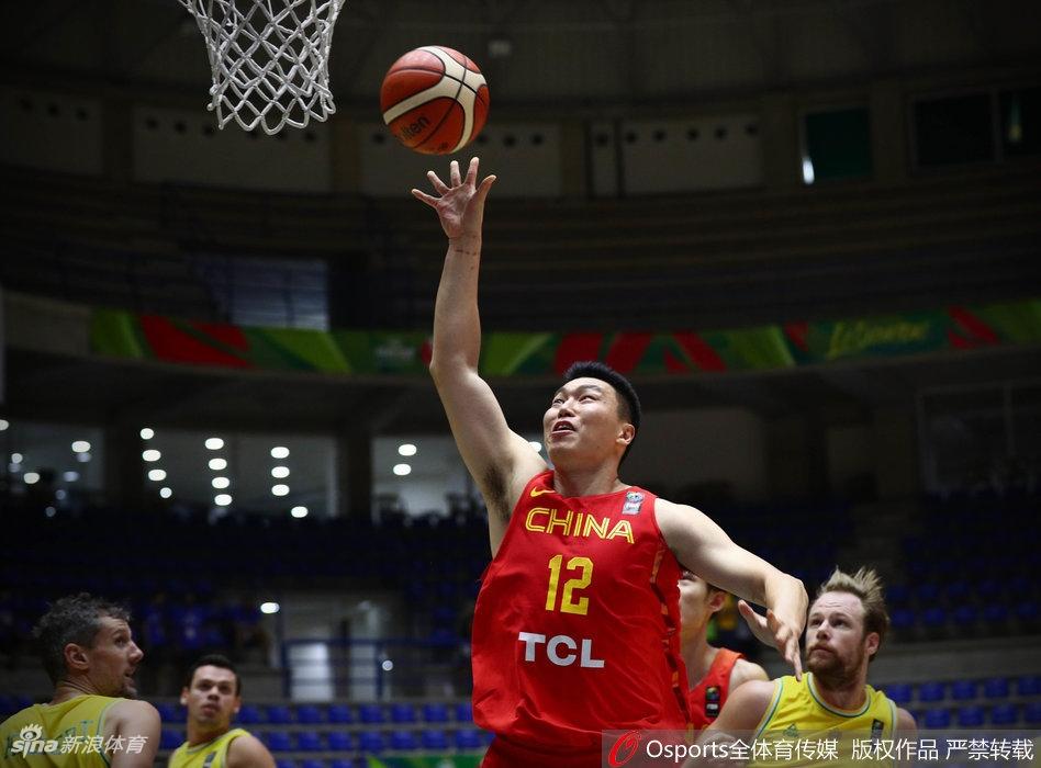 [男篮亚洲杯]中国71-97澳大利亚(18张)