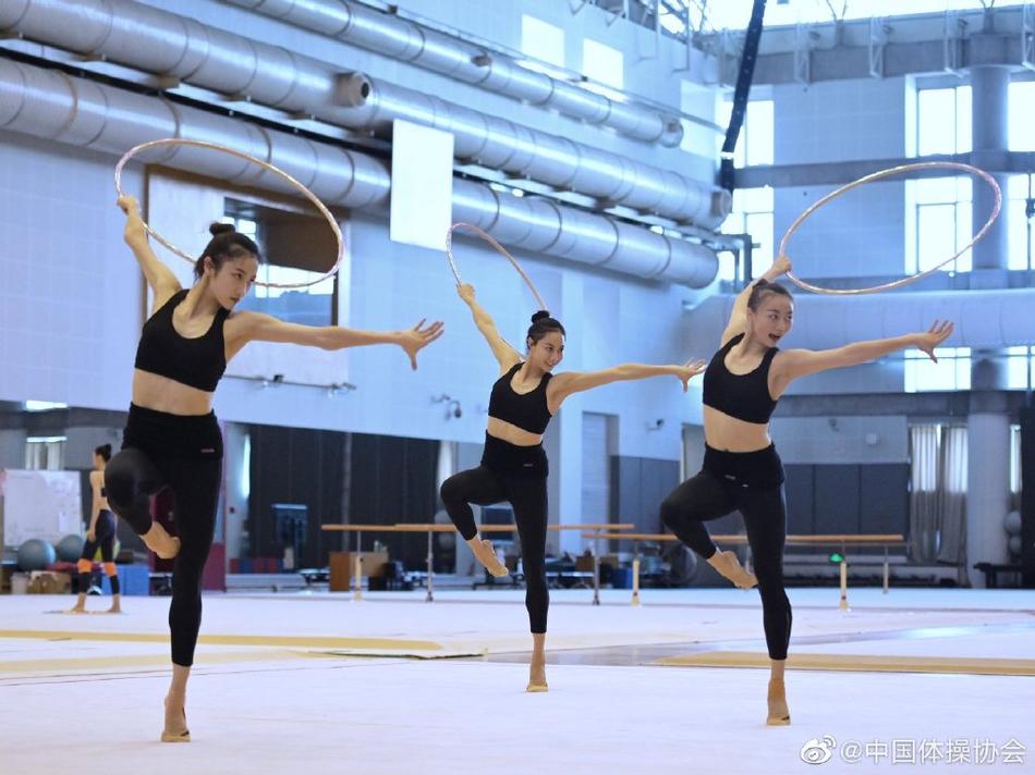 成套动作重新编排再上难度 艺术体操队备战高标准
