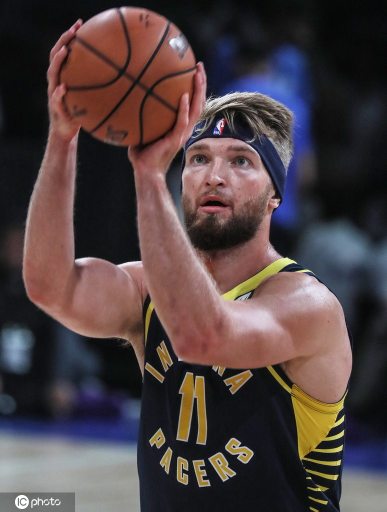 [NBA季前赛]步行者132-131国王
