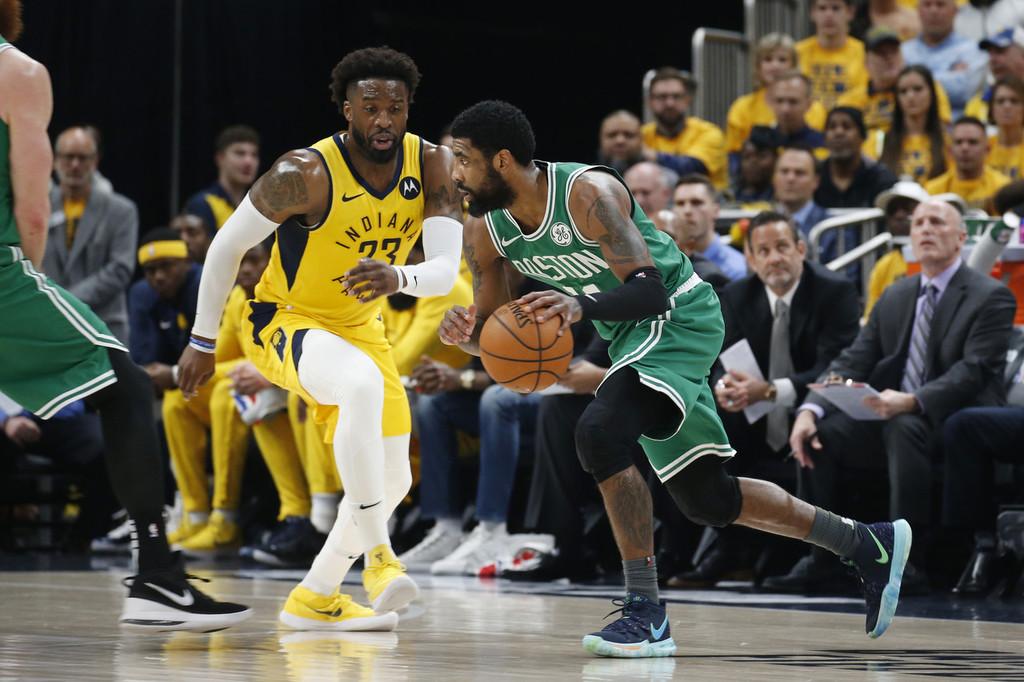 篮球-nba 波士顿凯尔特人 正文  [季后赛]凯尔特人vs步行者 1/8 查看图片