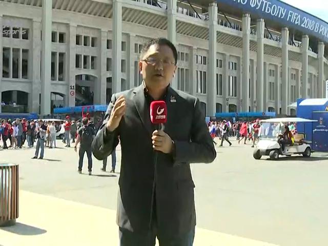 视频-五星体育前方记者连线:疯狂俄罗斯