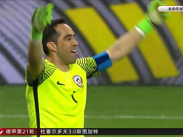 视频-2019本命年球星:智利门神布拉沃