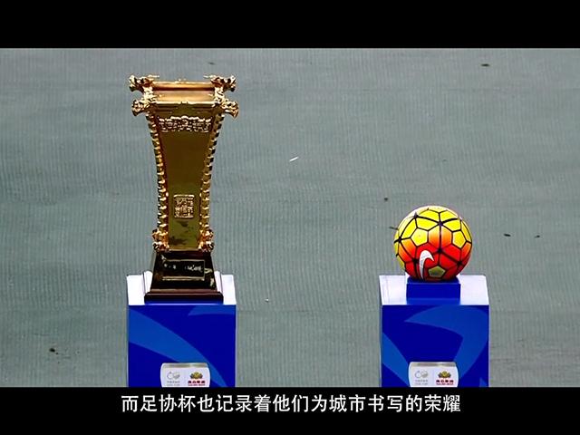 足协杯展现城市足球文化