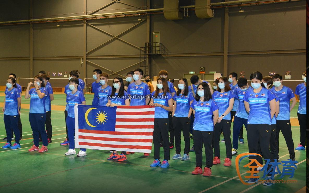 大马羽协24人报名泰国赛 最终名单等世界羽联确认