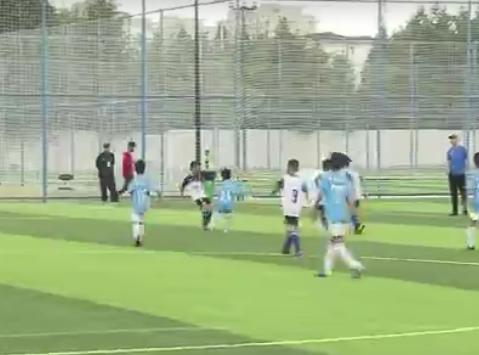 全国少儿足球冠军赛启动