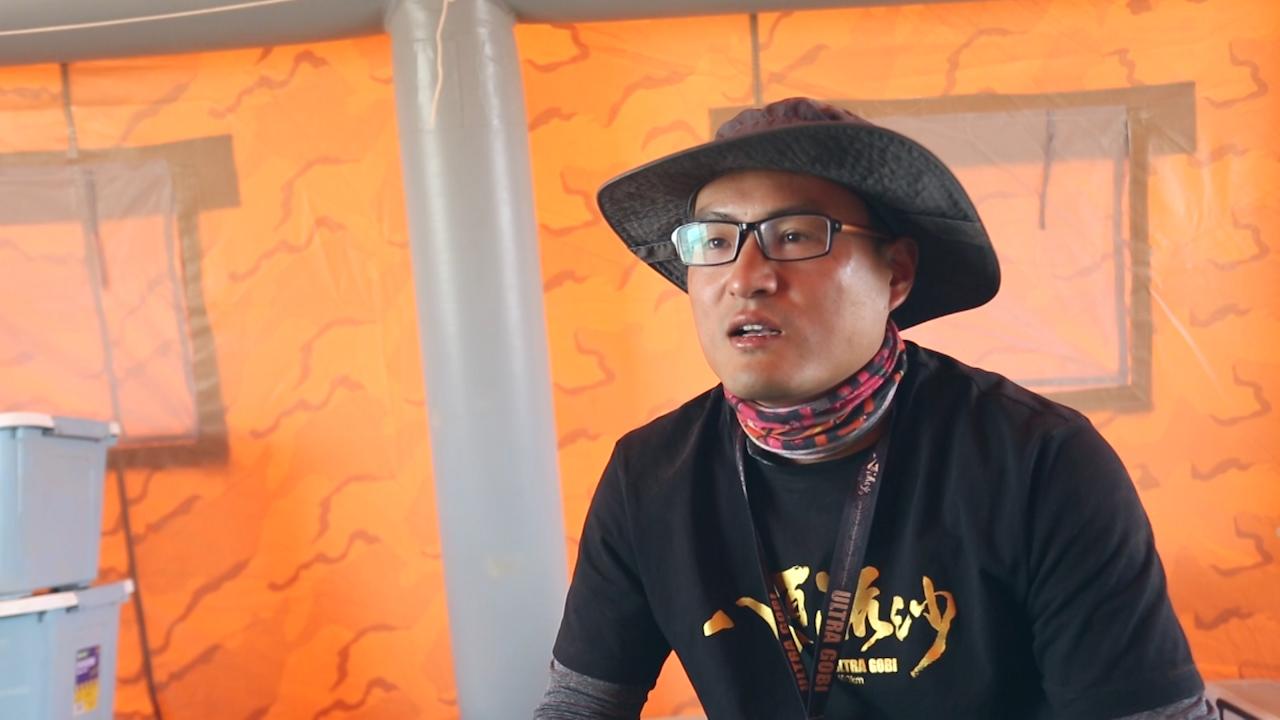 视频-张淦樺:非常同情本届参赛选手 大家都不容易