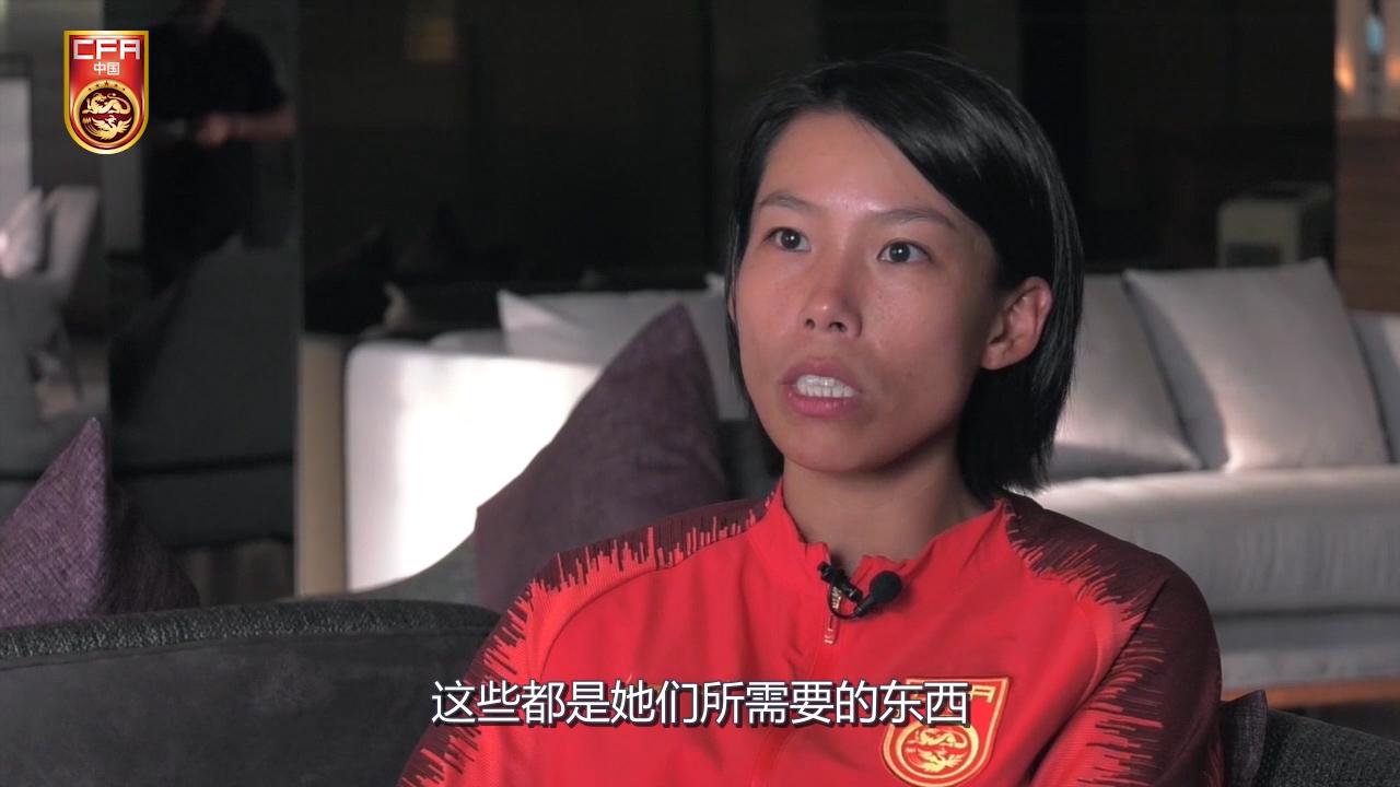 视频-陈婉婷专访第四弹:身为女性不是限制