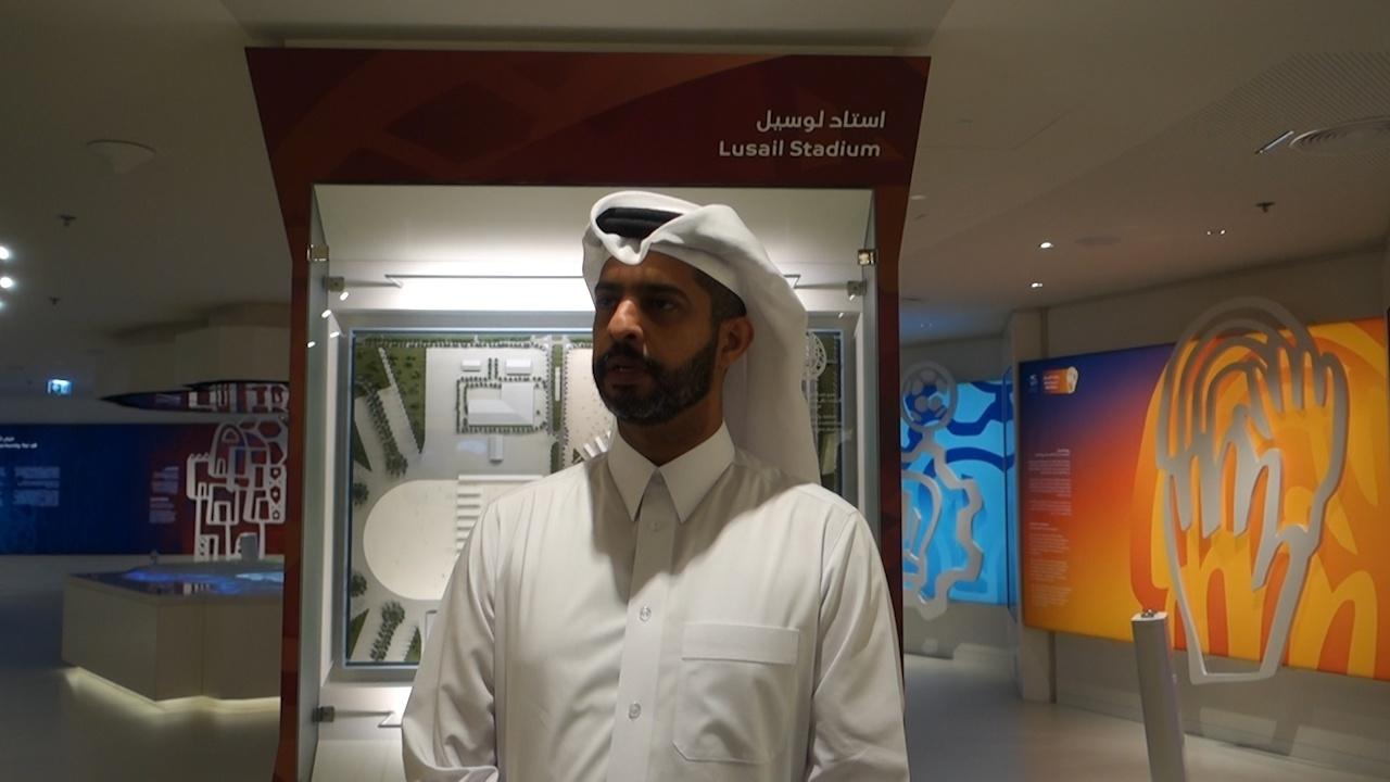 专访卡塔尔世界杯组委会CEO