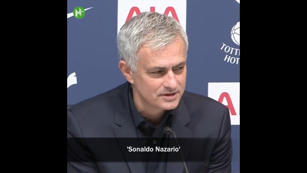 视频-穆帅赛后盛赞孙兴慜:今天他就是孙纳尔多!
