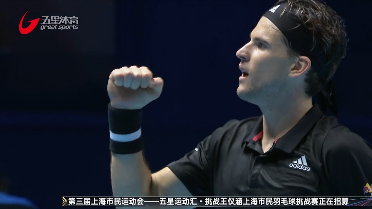 ATP总决赛:蒂姆力克纳达尔