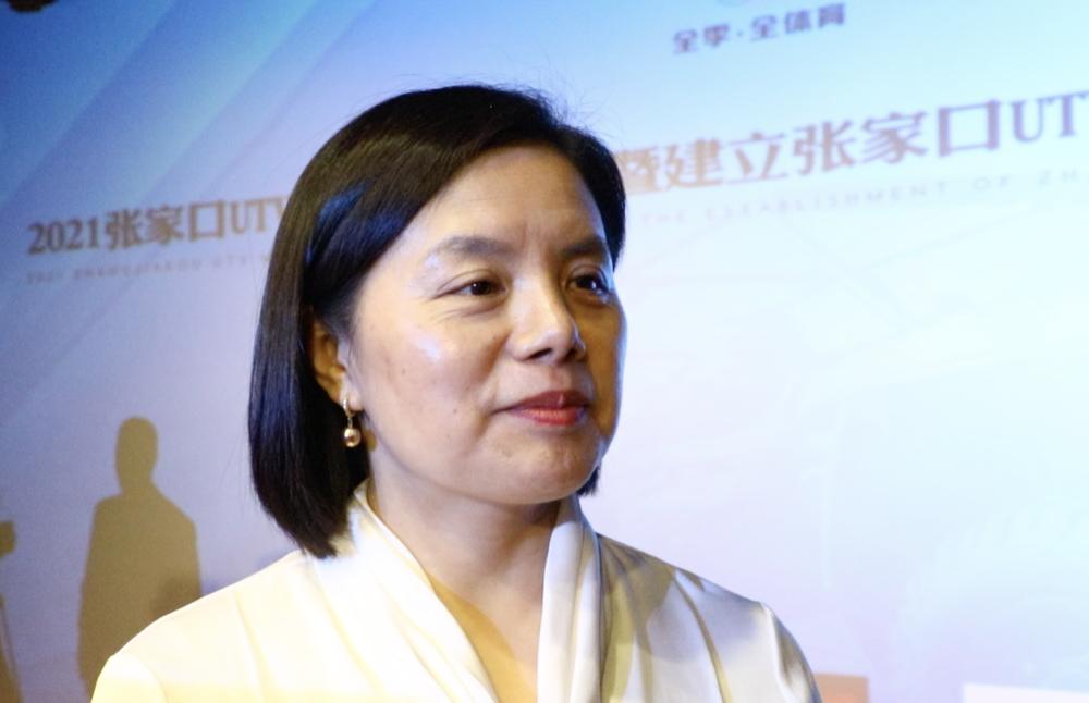 视频-UTV品牌北极星中国区代表李雪英:降低门槛 让更多人了解UTV
