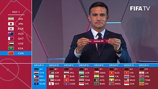 世预赛40强赛抽签 国足叙利亚菲律宾同组