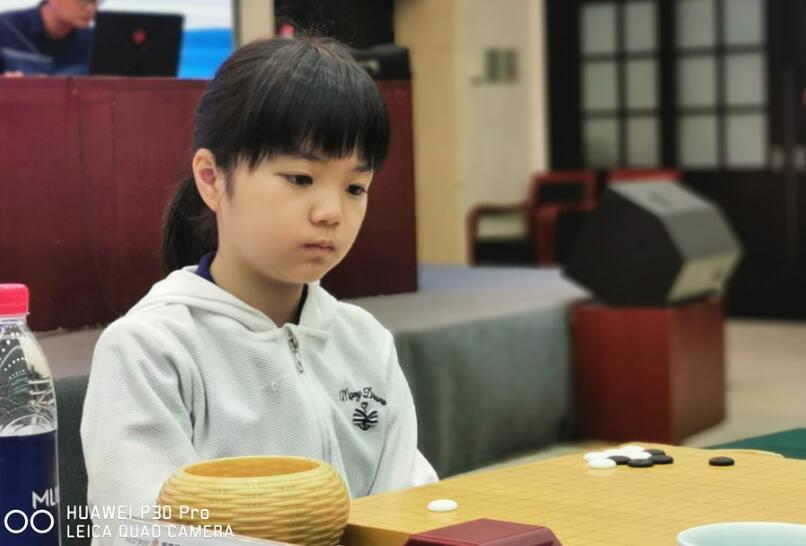 高清-日本天才少女出战梦百合杯