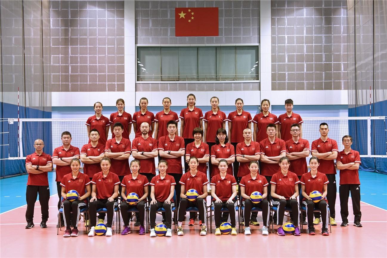 排协释疑中国女排16人打世界杯 理论上25人都能去
