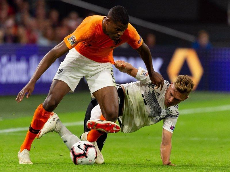 视频-范戴克德佩建功 荷兰3-0完胜德国
