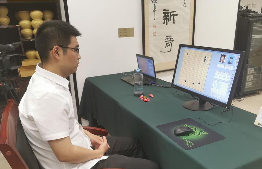 高清-第26屆LG杯本賽首輪五場中韓大戰