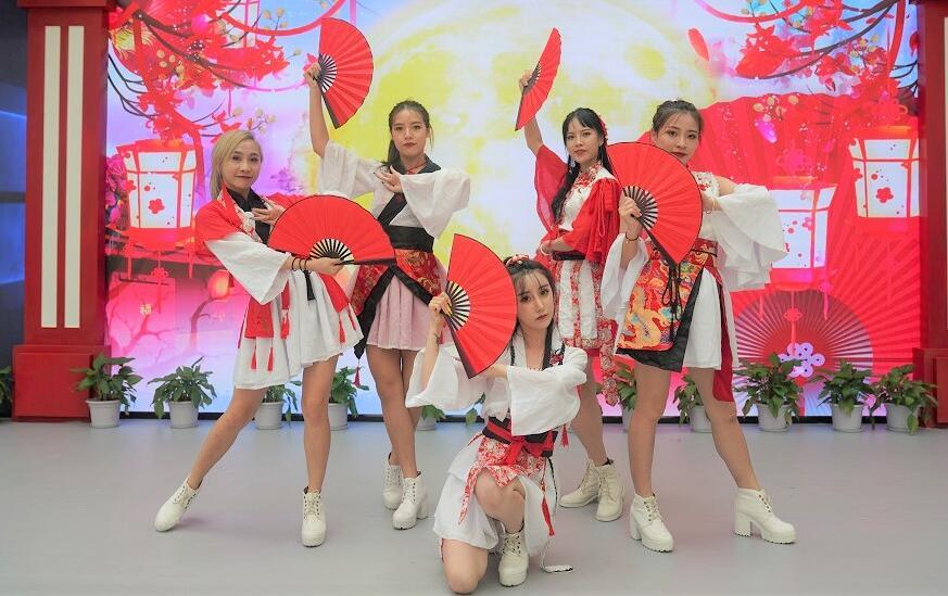 高清-城围联厦门集美专场舞蹈表演