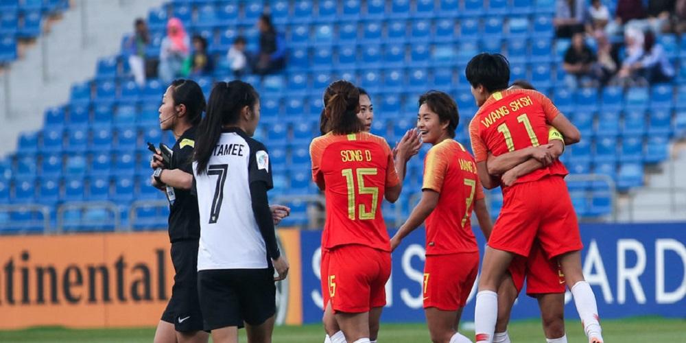 亚洲杯-李影王珊珊宋端破门 女足3-1泰国获季军