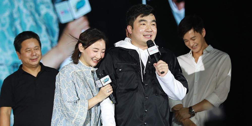 长安十二时辰总制片人求婚奥运冠军何雯娜
