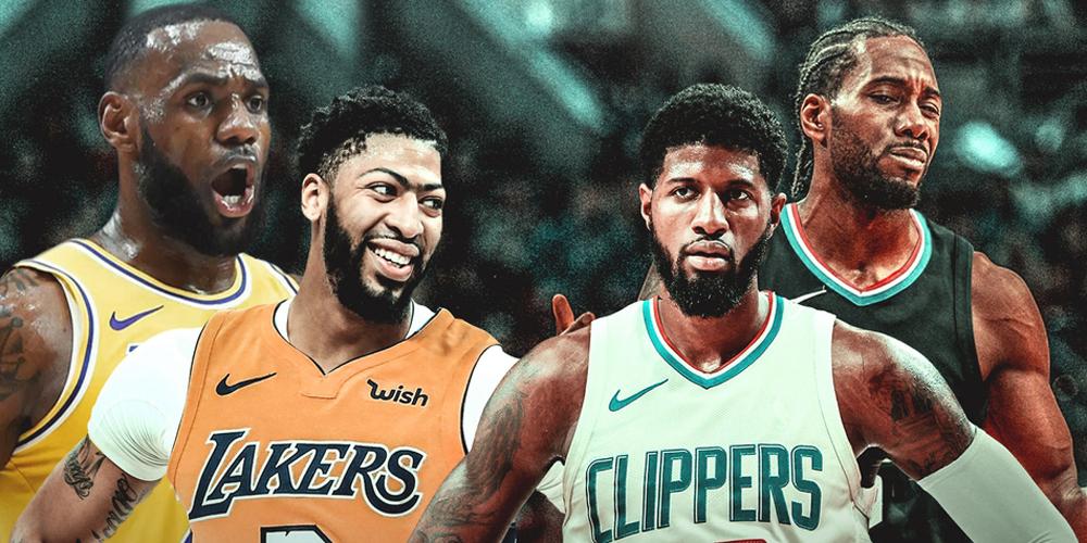 NBA新赛季西部战绩预测:掘金领跑