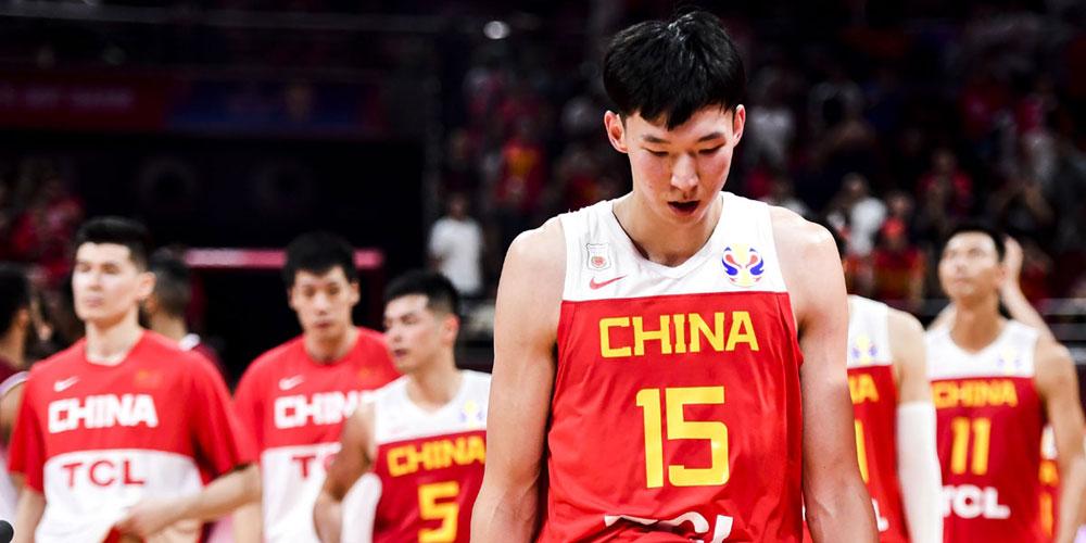 中国男篮黯然离场