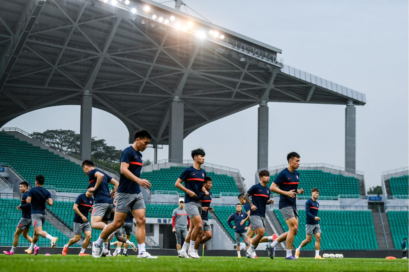 重慶還不收假球員只能自己練 當代與政府開始談判