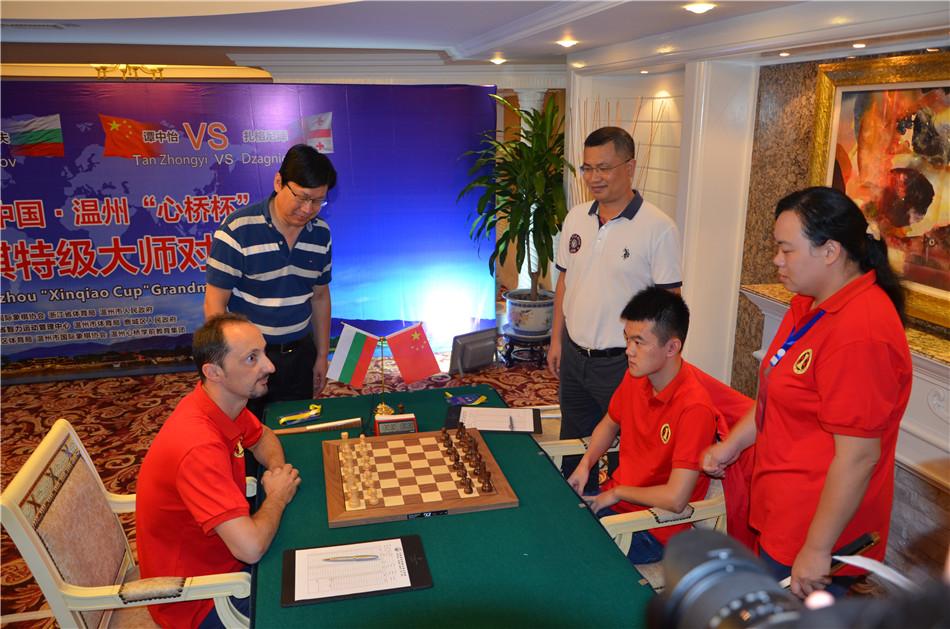 高清-温州对抗赛丁立人弈和托帕洛夫