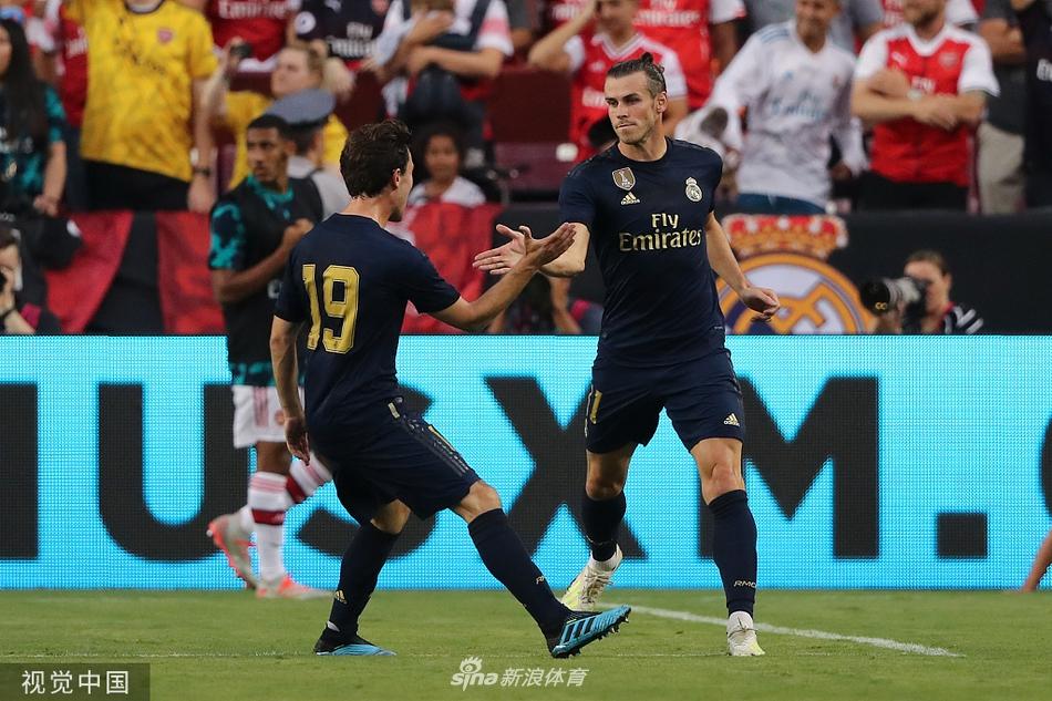 视频-阿森西奥伤退贝尔破门 皇马点球5-4阿森纳