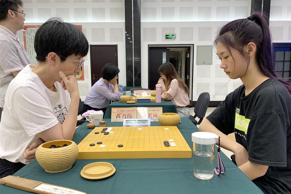 高清-建桥杯中国女子公开赛