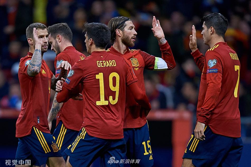 视频-欧预赛:主场五球大胜 西班牙锁定小组头名