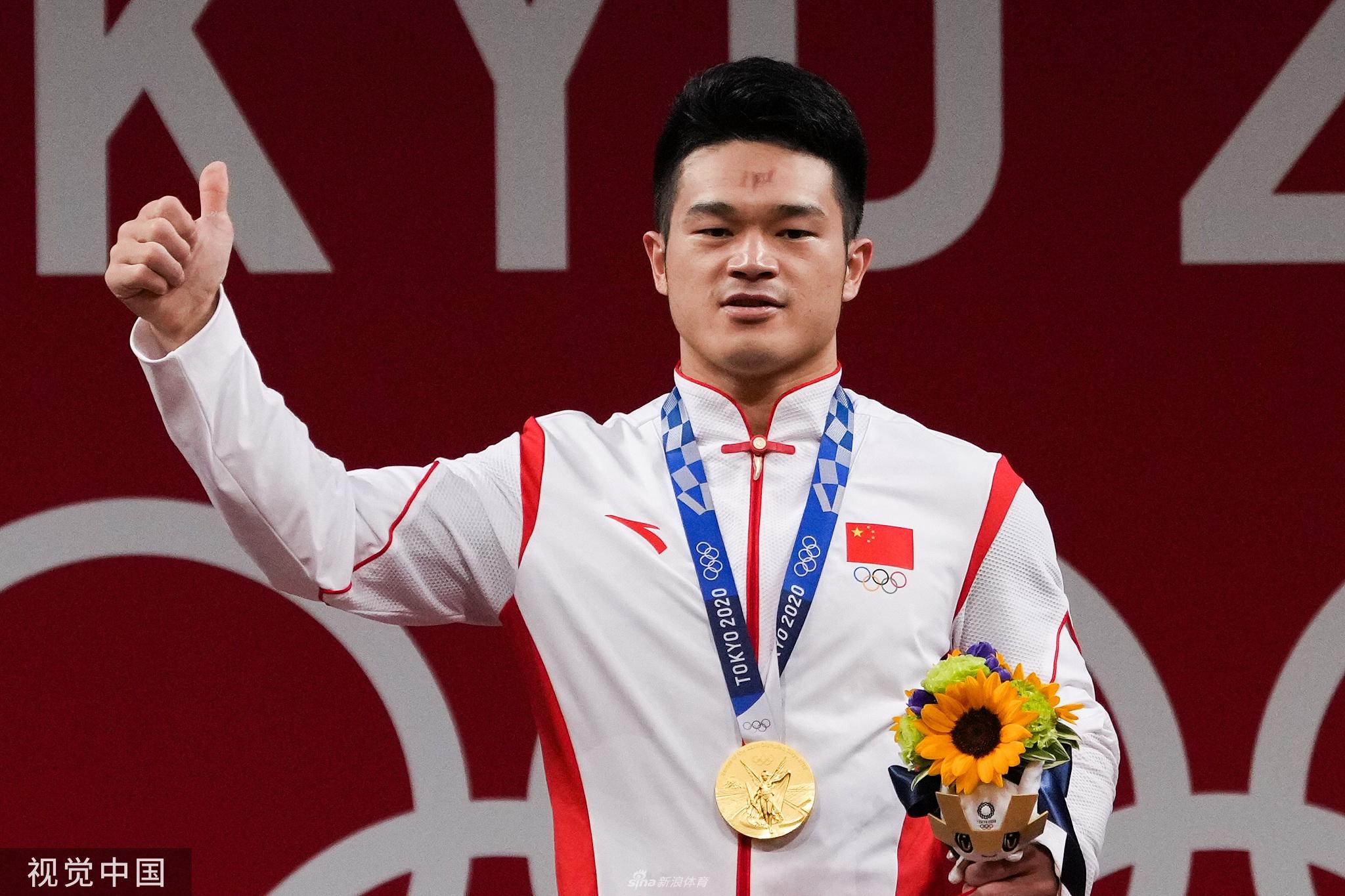 奥运第五日综述:石智勇中国力量 体操全能好遗憾