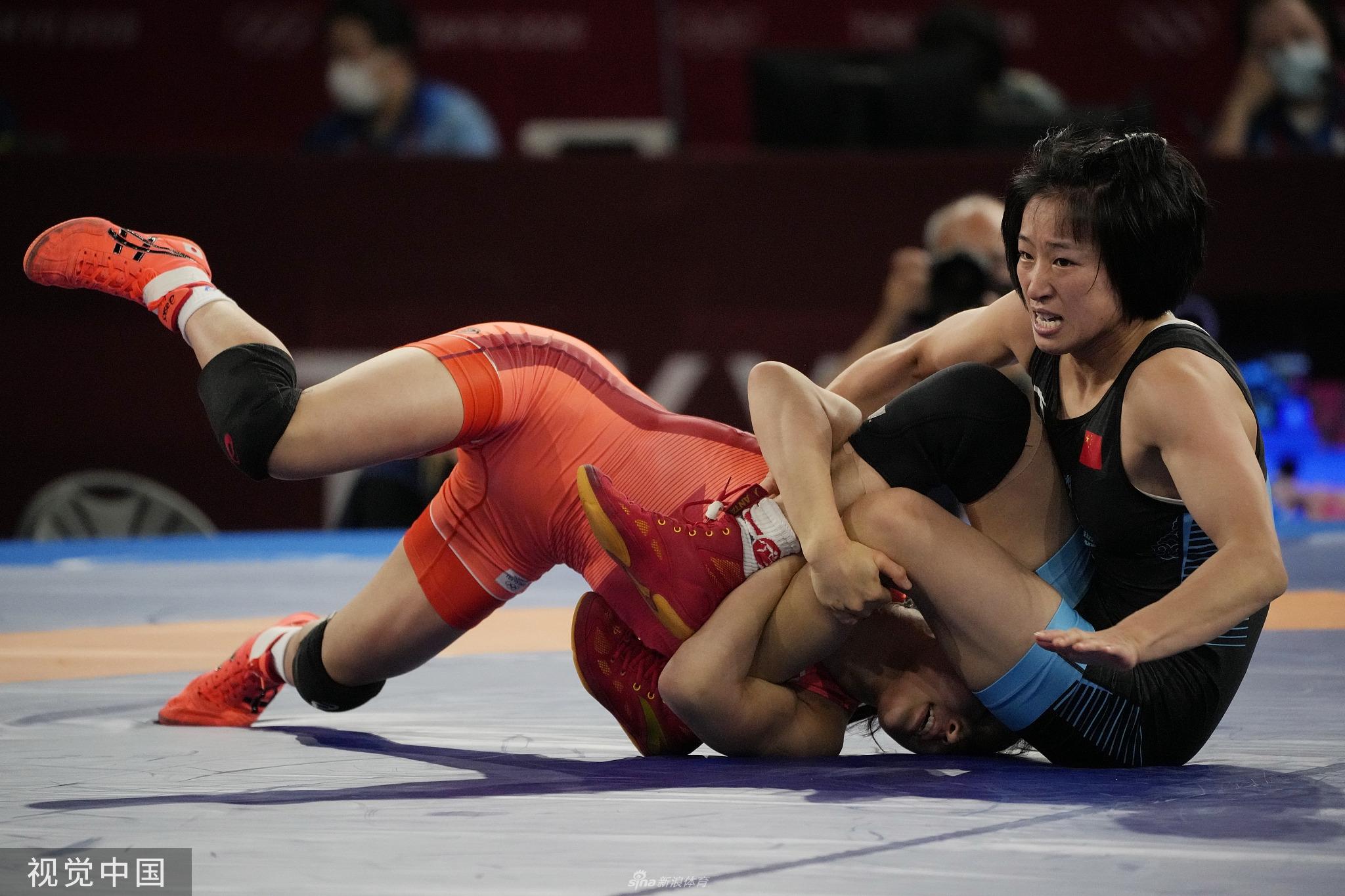 东京奥运有突破有遗憾 中国摔跤面向未来再出发