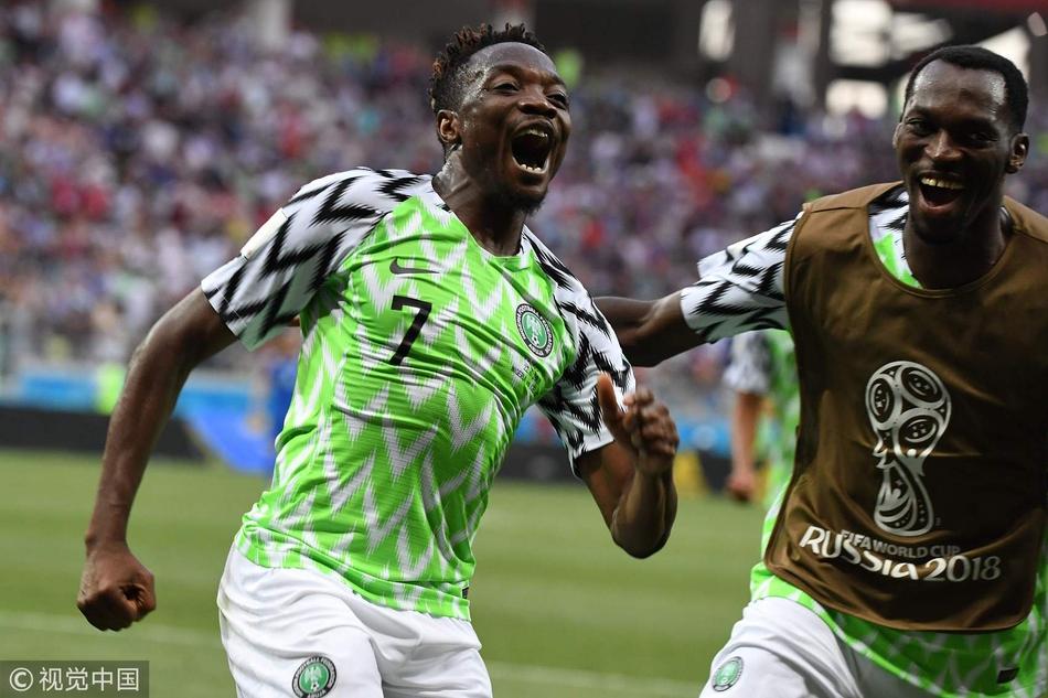 策划-每日一星之尼日利亚穆萨