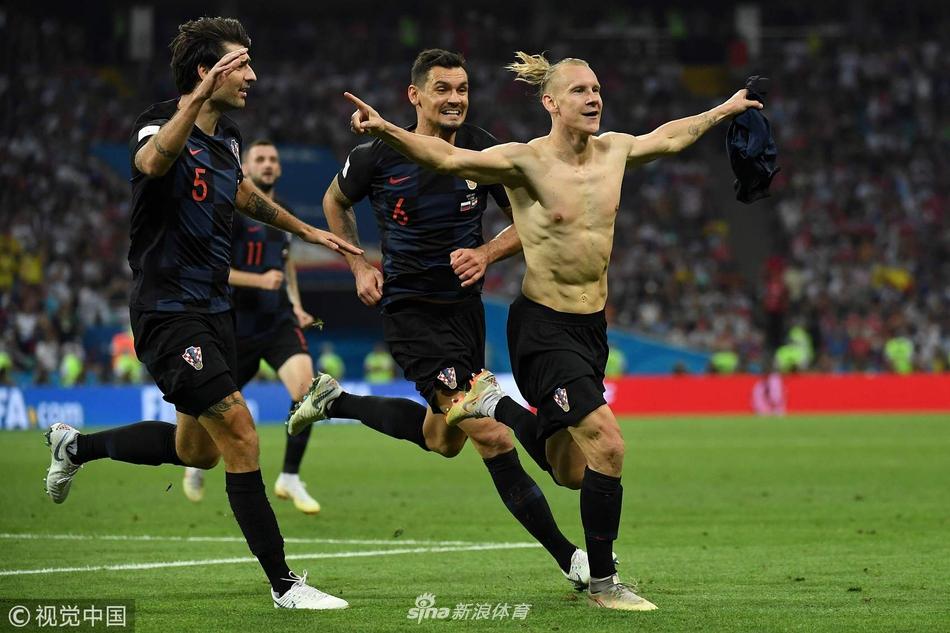 [1/4决赛]俄罗斯5-6克罗地亚