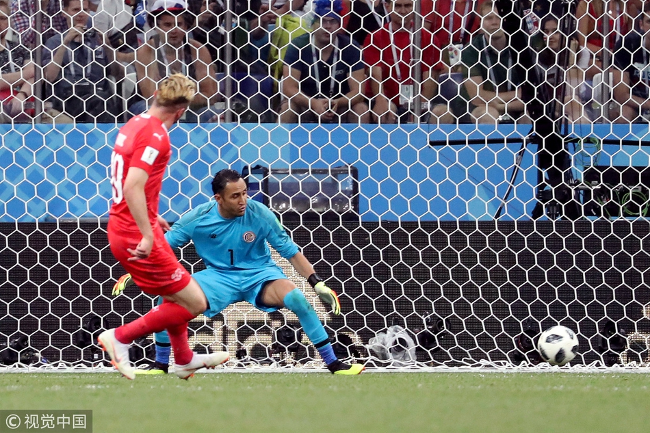 世界杯第115进球!德尔米奇