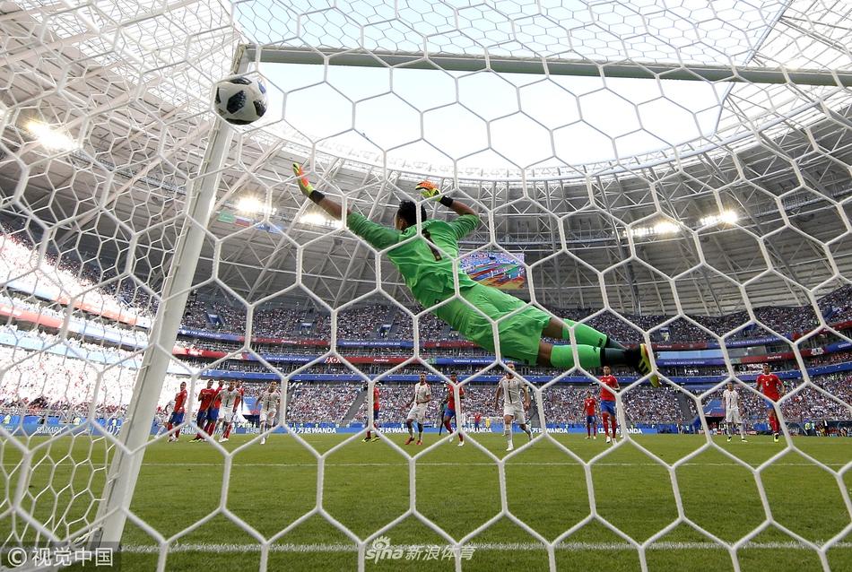 哥斯达黎加0-1塞尔维亚