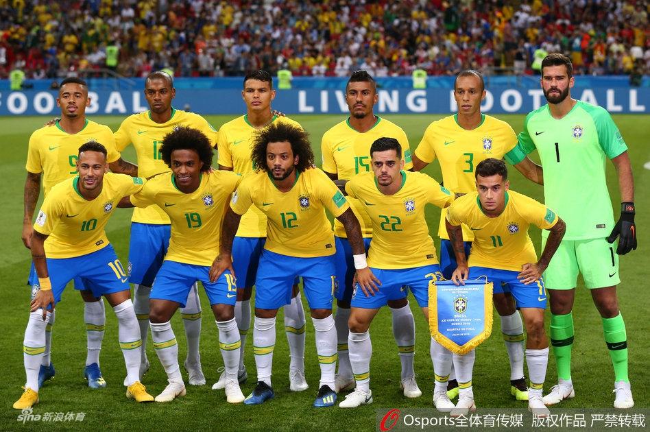 回顾巴西队世界杯之旅