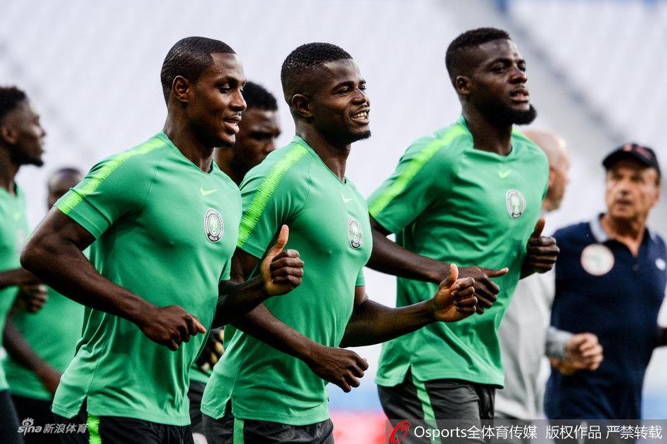 回顾尼日利亚世界杯之旅