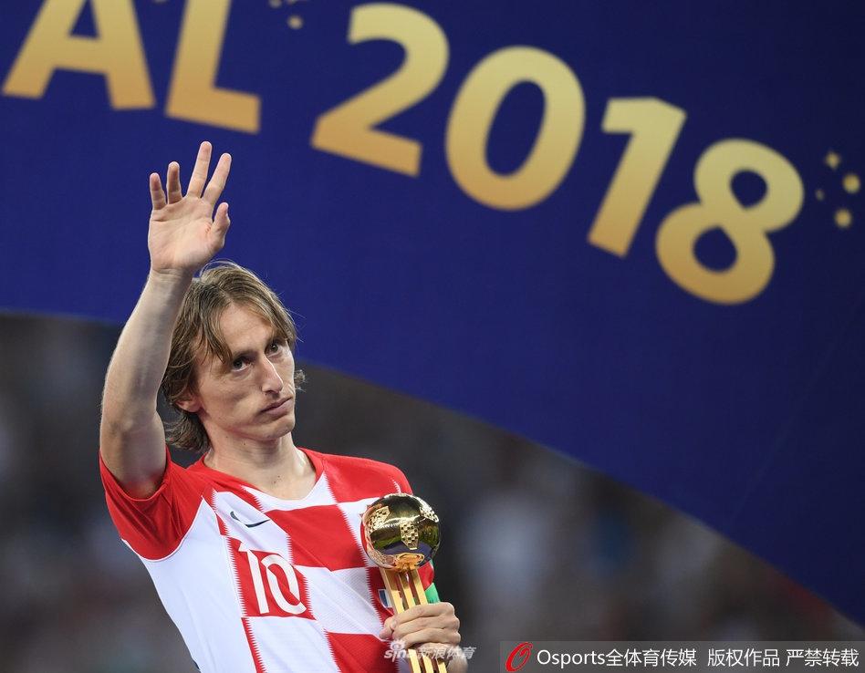 策划-世界杯莫德里奇精彩瞬间
