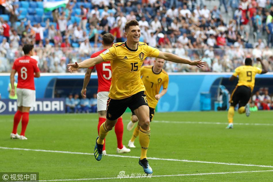 [季军赛]比利时2-0英格兰