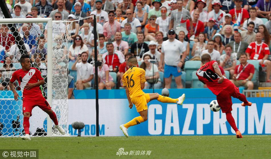 世界杯第98球!卡里略抽射破门