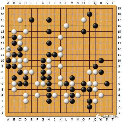 在前两轮战成1:1的情况下,余昌民老师的妙手帮助人类赢得人机大战。