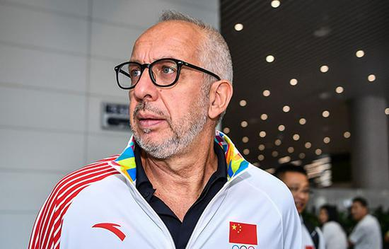 U23国足主帅马达洛尼。