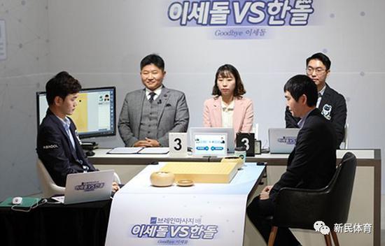 告别赛又战围棋人工智能 李世石和AI到底谁更强?