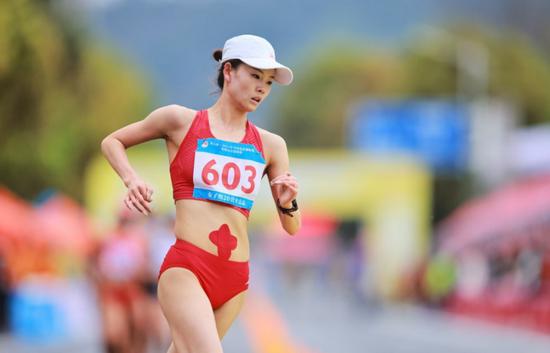 中国竞走全面出击力争金牌 男女20公里均有希望