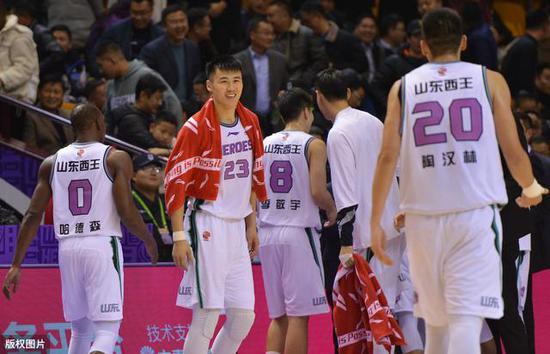 陈培东PK丁彦雨航新秀年对比 结果竟6胜1平1负