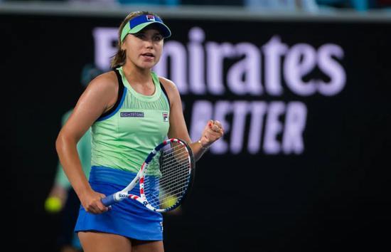PRTS专栏 球员聚焦:新科澳网冠军2392分居第一位