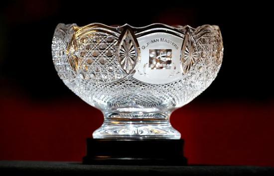 德国大师赛单局赛WST Pro 全部在米尔顿凯恩斯办