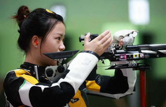 射击体操羽毛球明显回升 奥运赛场彰显国际竞争力