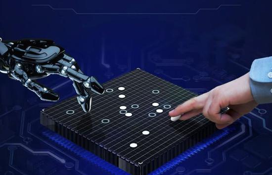 围棋人造智能